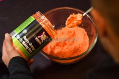 Fluoro Orange Pop Up Making Pack - оцвеител за поп-ъпи