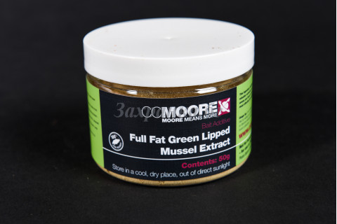 Full Fat Green Lipped Mussel Extract