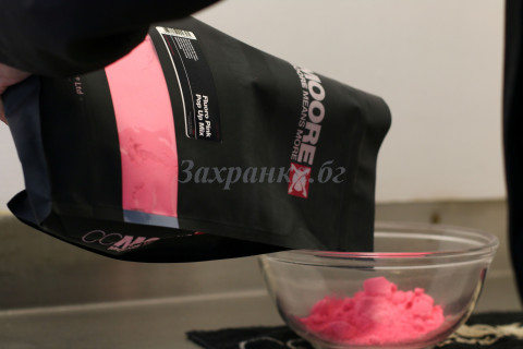 Fluoro Pink Pop Up Mix