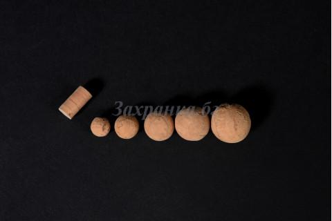 10mm Cork Balls