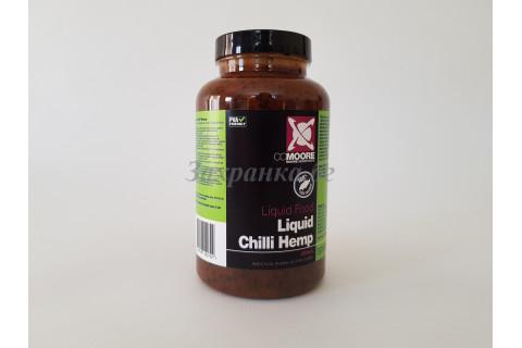 Chilli Hemp Oil