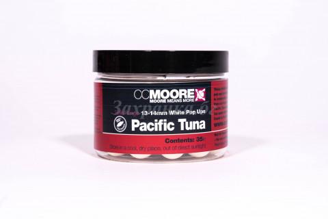 Pacific Tuna White Pop Ups