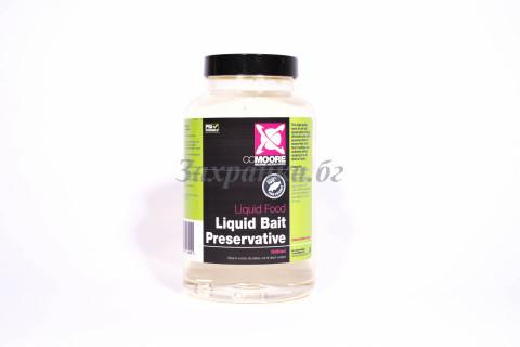 Liquid Bait Preservative