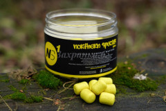 NS1 Dumbell Wafters Yellow - дъмбели