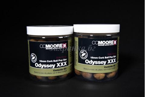 Odyssey XXX Cork Ball Pop Ups